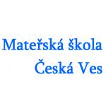 Mateřská škola Česká Ves, Jesenická 98 - příspěvková organizace – logo společnosti