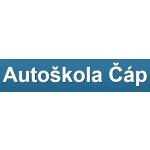 Čáp Jiří, Mgr.- Autoškola – logo společnosti