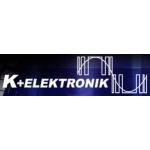 K + ELEKTRONIK - KEJLA PAVEL (Praha) – logo společnosti