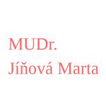 Jíňová Marta, MUDr. – logo společnosti