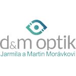 Morávek Martin- D&M Optik – logo společnosti