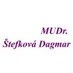 Štefková Dagmar, MUDr. – logo společnosti