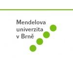 Mendelova univerzita v Brně- Zámek Křtiny – logo společnosti