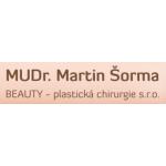 MUDr. Šorma Martin – logo společnosti