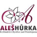 Květinářství Aleš Hůrka – logo společnosti