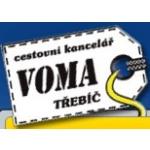 Cestovní kancelář VOMA, s.r.o. – logo společnosti