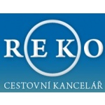 CESTOVNÍ KANCELÁŘ REKO – logo společnosti