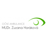 Oční ambulance MUDr. Zuzana Horáková, s.r.o. – logo společnosti