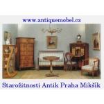 Starožitnosti ANTIK Praha - Mikšík – logo společnosti