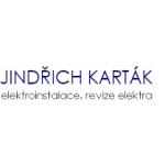 Jindřich Karták - ELEKTROINSTALACE – logo společnosti