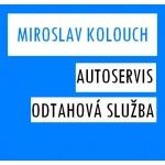 Kolouch Miroslav - odtahová služba – logo společnosti