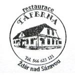 Penzion a restaurace Táferna – logo společnosti