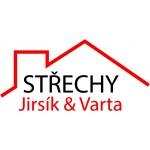 Střechy Jirsík & Varta – logo společnosti