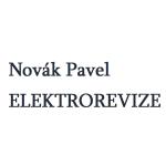 Novák Pavel- elektrorevize – logo společnosti