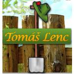 Lenc Tomáš- zahradnictví – logo společnosti