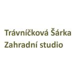 Trávníčková Šárka- Zahradní studio – logo společnosti