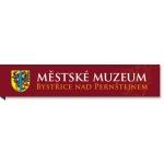 Město Bystřice nad Pernštejnem - městské muzeum – logo společnosti