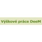 Matoušek David- Výškové práce DeeM – logo společnosti