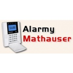 Jan Mathauser - alarmy – logo společnosti