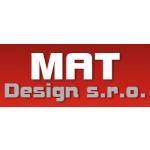 MAT Design s.r.o. Stínící technika – logo společnosti