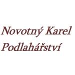 Novotný Karel- Podlahářství – logo společnosti