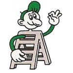 Železářství U BLACKA – logo společnosti