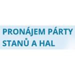 Kout David- PARTY STAN – RENT – logo společnosti