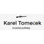 Karel Tomeček - lovecké potřeby – logo společnosti