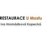 Iva Hromádková Kopecká- Restaurace U Mostu – logo společnosti