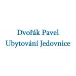Dvořák Pavel- Ubytování Jedovnice – logo společnosti