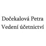 Dočekalová Petra- Vedení účetnictví – logo společnosti