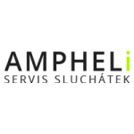 Major Pavel- Ampheli - servis sluchátek – logo společnosti