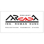 ARCADA PROJEKT - Ing. Kunc Roman – logo společnosti