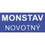 Novotný Jan - MONSTAV – logo společnosti