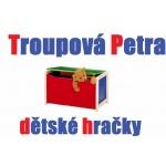 Troupová Petra- dětské hračky – logo společnosti