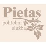 TS a.s.- PIETAS Pohřební služba – logo společnosti