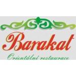 Orientální restaurace Barakat – logo společnosti