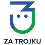 ZA TROJKU – logo společnosti