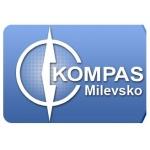 KOMPAS Milevsko, s.r.o. – logo společnosti
