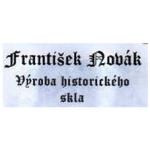 VÝROBA SKLA - František Novák – logo společnosti