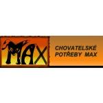 Hrdlička Leoš - CHOVATELSKÉ POTŘEBY MAX – logo společnosti