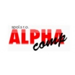 ALPHA comp. STRAKONICE spol. s r.o. – logo společnosti