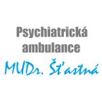 MUDr. Blanka Šťastná – logo společnosti