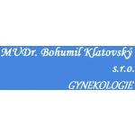 MUDr. Bohumil Klatovský s.r.o. – logo společnosti