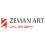 ZEMAN ART s.r.o. - Dárky z dálky – logo společnosti