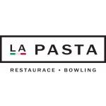 Restaurace La Pasta – logo společnosti