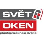 SVĚT OKEN s.r.o. (pobočka Mělník) – logo společnosti