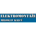 Elektromontáže Miloslav Kalců (Praha-západ) – logo společnosti