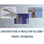 GEODETICKÁ A REALITNÍ KANCELÁŘ - Pavel Svoboda – logo společnosti
