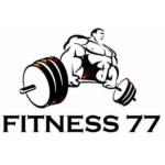 Fitness 77 – logo společnosti